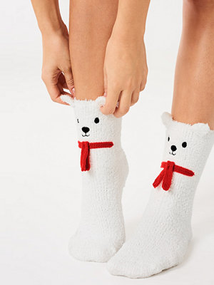 Strumpor - Gina Tricot Christmas chenille strumpor
