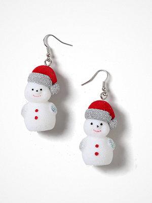 Gina Tricot örhängen Christmas Snowman Earrings