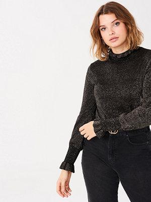 Gina Tricot Olivia knitted glitter sweater