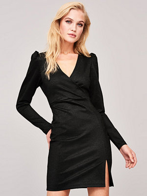 Gina Tricot Sol puff sleeve dress