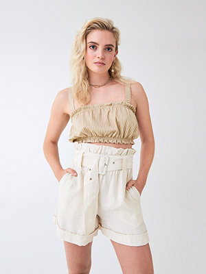 Gina Tricot Fiona cropped singlet