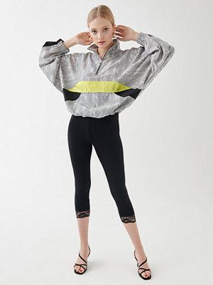 Gina Tricot Basic short leggings lace