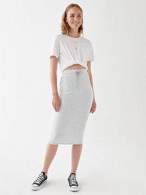Gina Tricot Sanne rib skirt