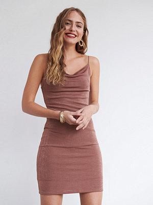 Gina Tricot Rita cowl neck dress