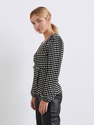 Gina Tricot Esther wrap top