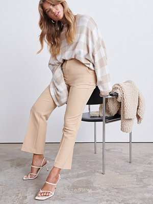 Gina Tricot omönstrade byxor Lisa trousers
