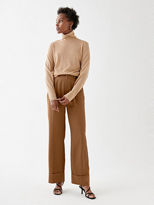 Gina Tricot omönstrade byxor Mia trousers