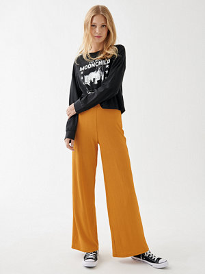Gina Tricot omönstrade byxor Elin trousers
