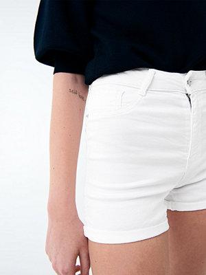 Gina Tricot Molly hi-waist denim shorts