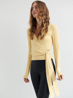 Gina Tricot Sally wrap top