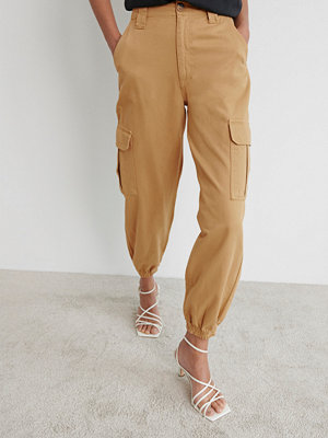 Gina Tricot omönstrade byxor Utility cargo pants