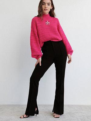Gina Tricot byxor Sappho slit trousers