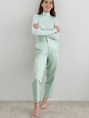 Gina Tricot omönstrade byxor Parks trousers