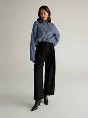 Gina Tricot svarta byxor Sonya trousers