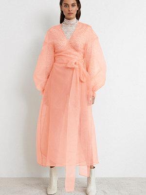 Gina Tricot Rosa Organza dress