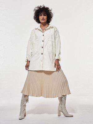 Gina Tricot Oversized denim shirt