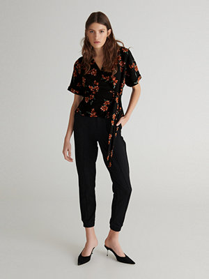 Gina Tricot Kimmy wrap top