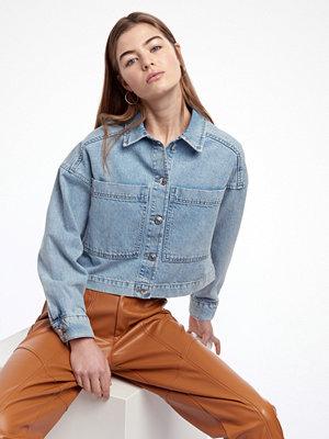 Gina Tricot Worker denim jacket