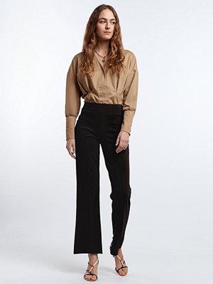 Gina Tricot svarta byxor Julia trousers