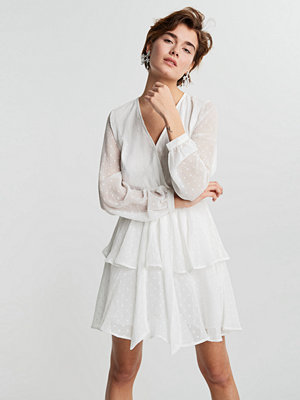 Gina Tricot Lucy frill dress