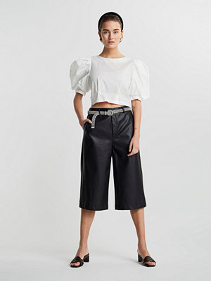 Gina Tricot Ebba puff sleeve blouse