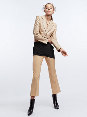 Gina Tricot omönstrade byxor Re: Lisa trousers