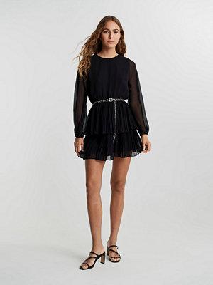 Gina Tricot Amber pleated dress