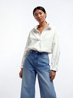 Gina Tricot Linn linen shirt