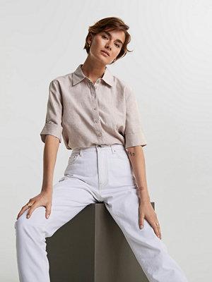 Gina Tricot Moa linen shirt