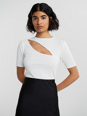 Gina Tricot Belle cutout top