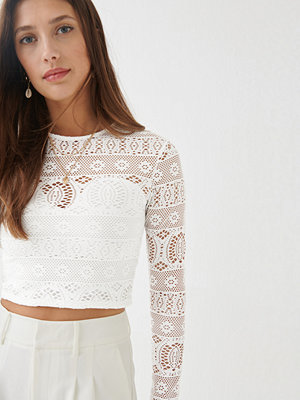 Gina Tricot Sany lace top