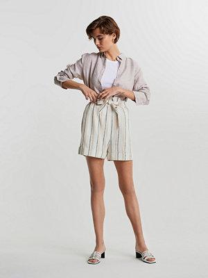 Gina Tricot Linda linen shorts