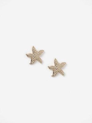 Gina Tricot örhängen Starfish Stud Earrings