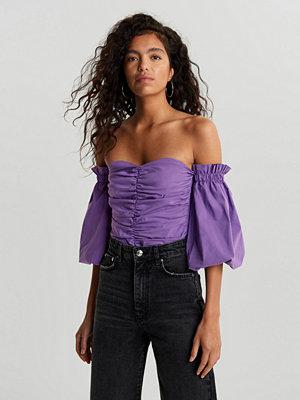 Gina Tricot Odette off shoulder blouse