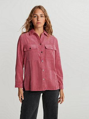 Gina Tricot Cory corduroy shirt