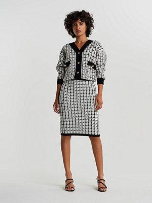 Gina Tricot Harper knitted skirt