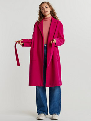 Gina Tricot Irma belted coat