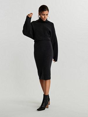 Kjolar - Gina Tricot Hanni knitted skirt