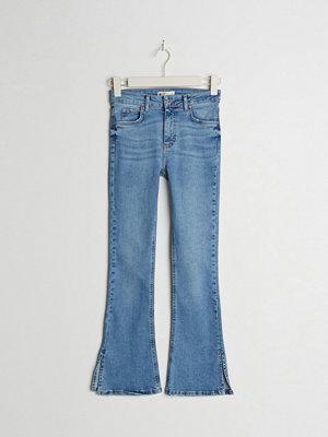 Gina Tricot Natasha petite slit jeans
