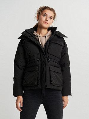 Gina Tricot Alba utility puffer jacket