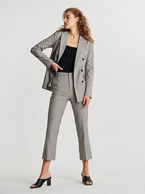 Gina Tricot grå byxor Lisa trousers