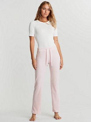 Gina Tricot Cecilia velour trousers