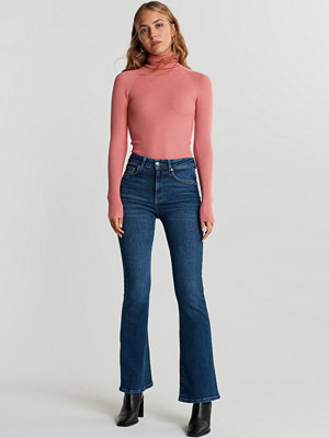 Gina Tricot Meja flare jeans
