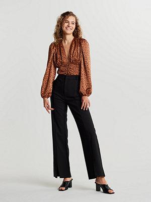 Gina Tricot svarta byxor Bobbi TALL trousers