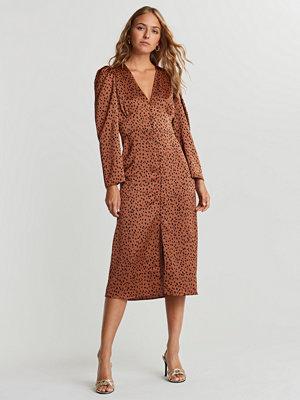 Gina Tricot Button midi dress