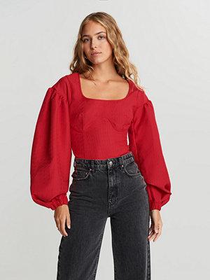 Gina Tricot Miranda blouse