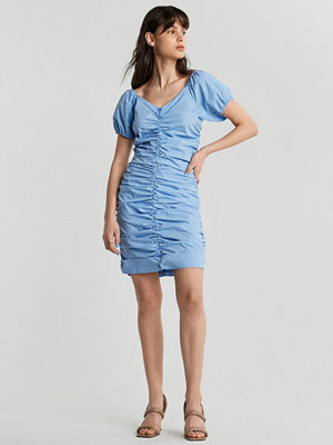 Gina Tricot Elina rouched dress