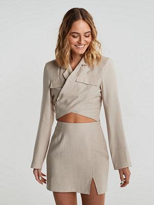 Gina Tricot Viola wrap blazer