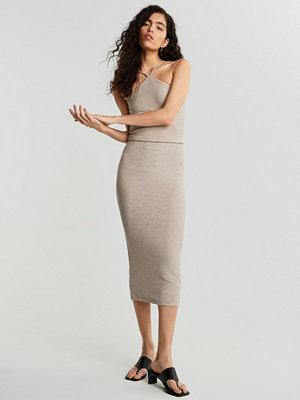 Gina Tricot Sevgi rib skirt