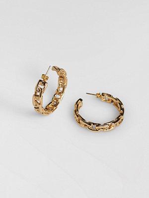 Gina Tricot örhängen Chain earrings